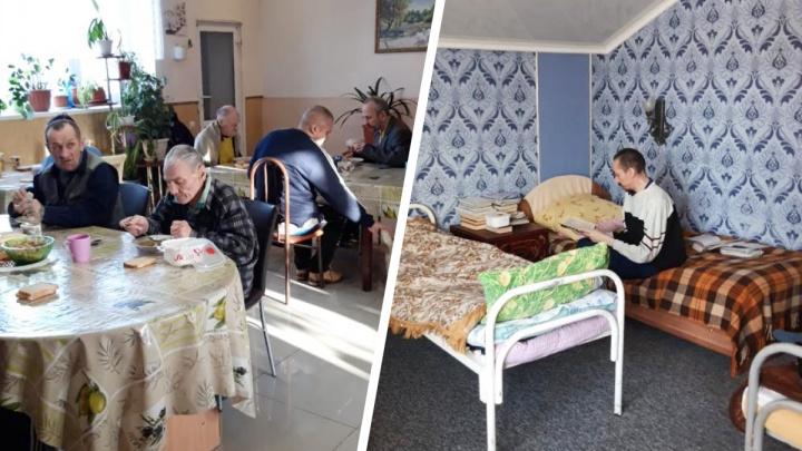 Частный пансионат для пожилых на Лесобазе пытаются закрыть второй раз. Летом там нашли 57нарушений