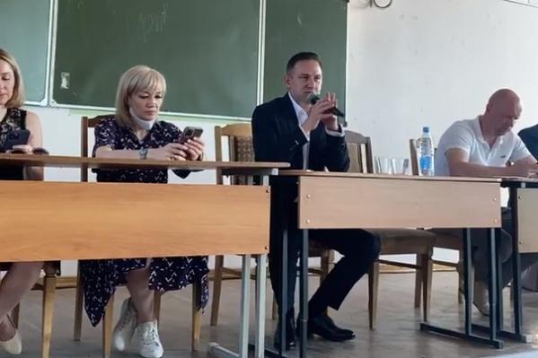 Ректорат ответил на вопросы студентов насчет нового корпуса ТюмГУ