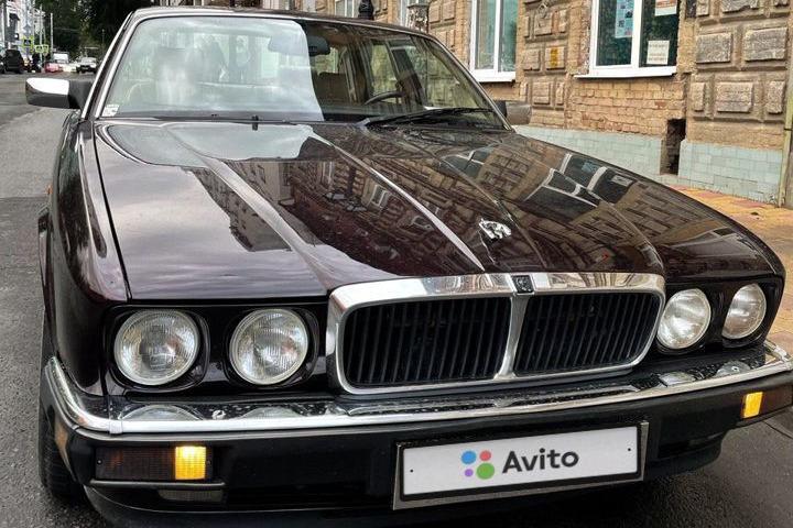 В Ростове продают Jaguar ведущего «Что? Где? Когда?»