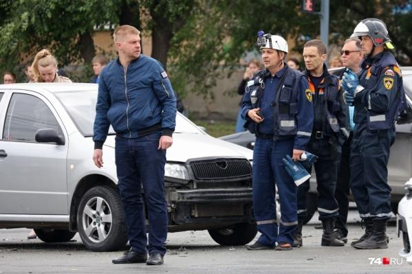 Игорь Печенкин находится под подпиской о невыезде, управлять машиной ему запрещено