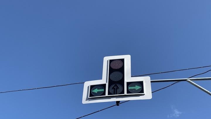 На дорогах Самары установят новые светофоры: список адресов