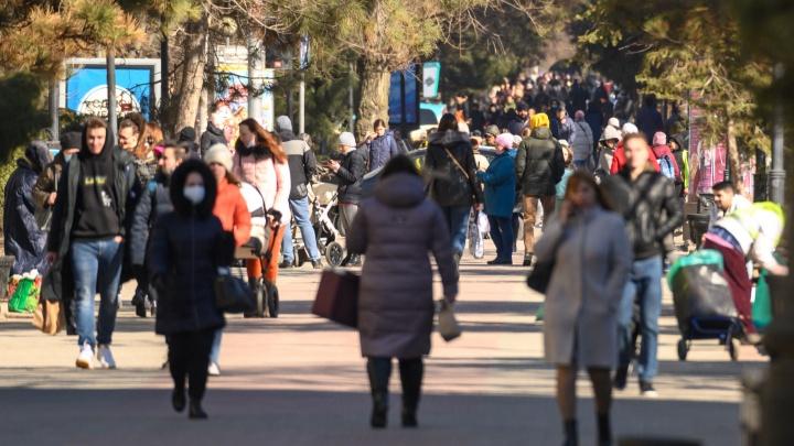 Голубев смягчил коронавирусные ограничения в Ростовской области