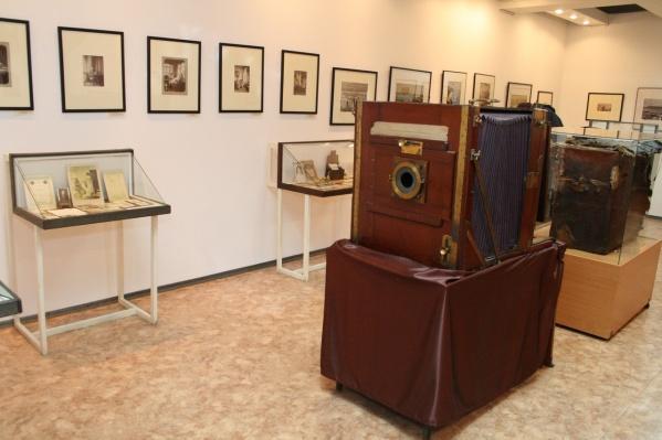 Русский музей фотографии посвящен истории фотографии и творчеству всемирно известных фотографов Карелина и Дмитриева