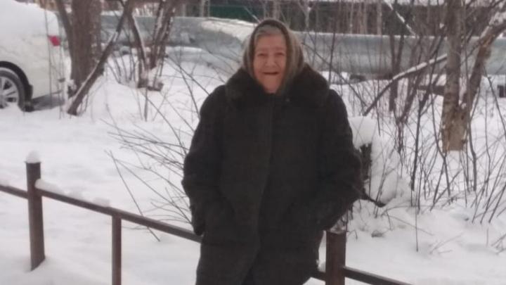 Хотела уехать в Екатеринбург: бабушку, пропавшую в Новоберёзовском, нашли