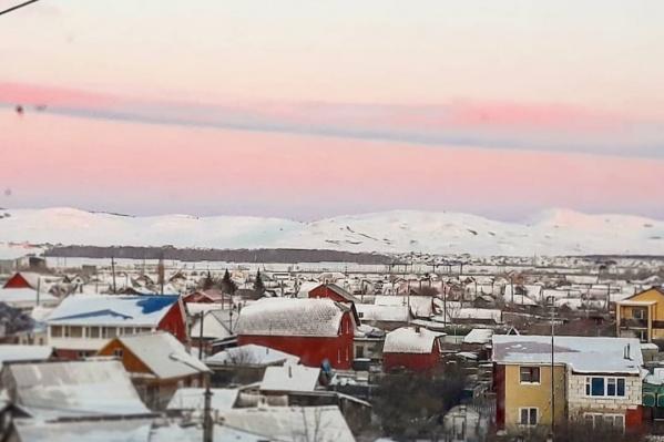 Сибай — небольшой городок на границе Башкирии