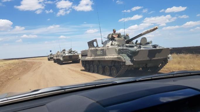 Генеральная прокуратура заинтересовалась противостоянием волгоградского фермера и танков ЮВО