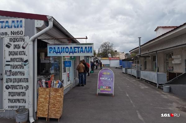 Радиорынок существует в Ростове с 90-х