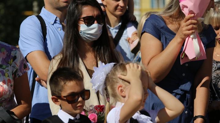 Линейки для избранных: как отметят 1 сентября в школах Самарской области