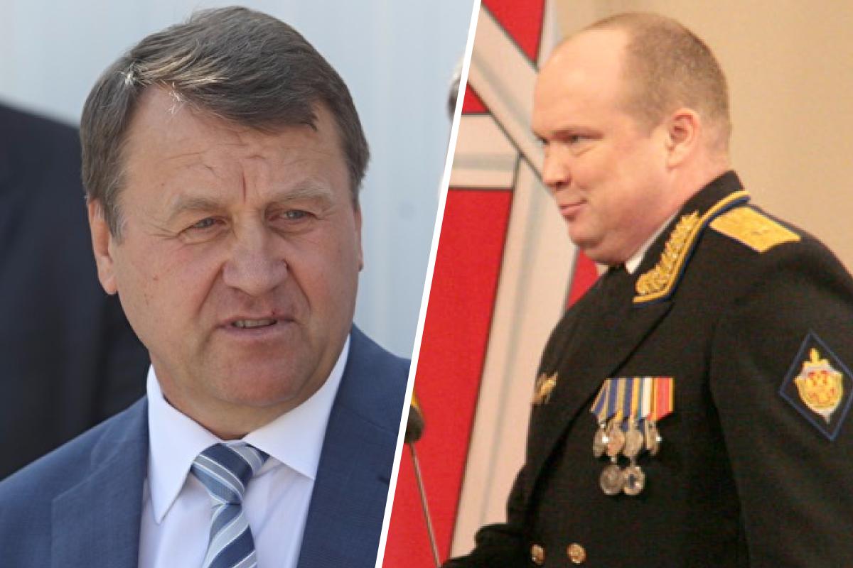 Михаил Вяткин уступил место Алексею Зиновьеву, который на Урале получил новое звание и в 47 лет стал одним из самых молодых генерал-лейтенантов страны