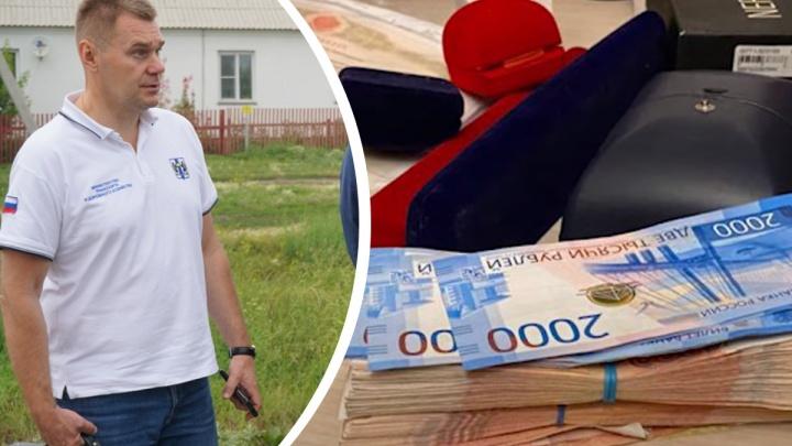 Зарабатывал наравне с министром: что известно о задержанном в Новосибирске транспортном чиновнике