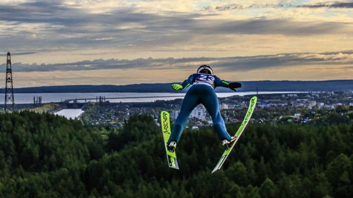 В Чайковском 2 года не будут проводить летние этапы Гран-при по прыжкам на лыжах с трамплина