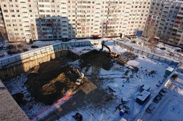Городская прокуратура считает, что у мэрии не было оснований разрешать плотную застройку на улице Красноярской