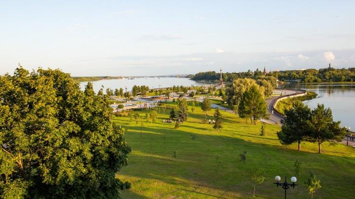 «Это большая история»: в Ярославле хотят соединить Волжскую набережную с парком Тысячелетия