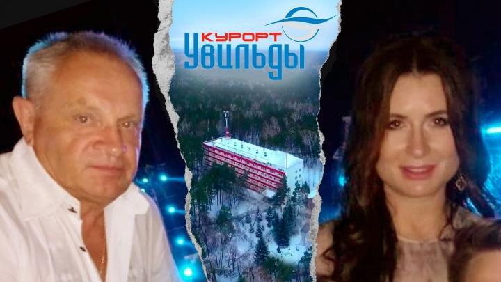 «У жены была цель — лишить меня бизнеса»: Александр Мицуков прокомментировал уголовное дело по санаторию «Увильды»