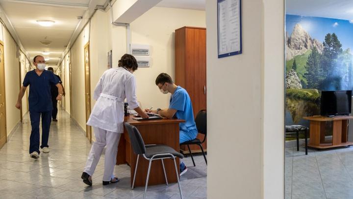 Стало известно, когда построят новый инфекционный корпус детской больницы на Шверника