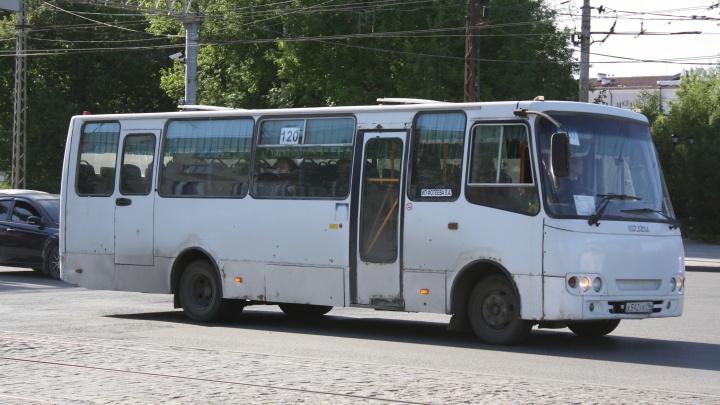 После открытия моста автобусы из Березовского вновь поехали в Екатеринбург короткой дорогой