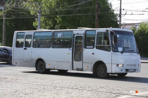 Автобусы из Березовского в Екатеринбург снова стали ходить коротким путем