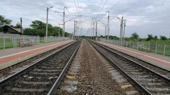 В Ярославской области поезд насмерть сбил 12-летнего мальчика