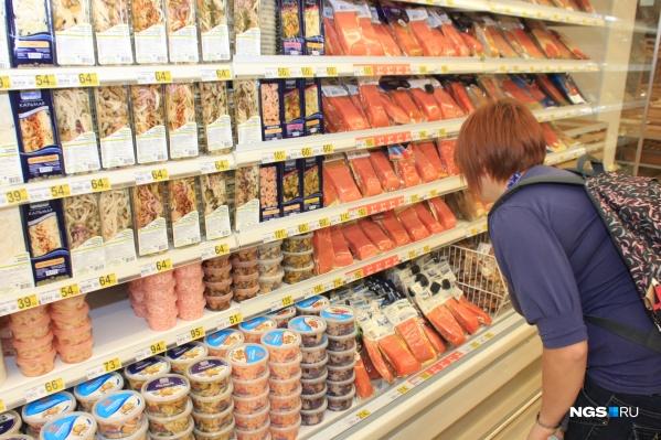 В супермаркете стоит внимательней присмотреться к ценникам