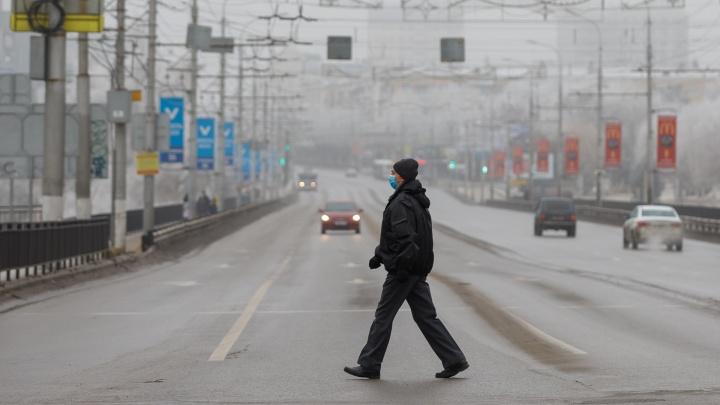 Дождь со снегом, сильный ветер и гололедица: волгоградских водителей предупреждают об ужасной погоде