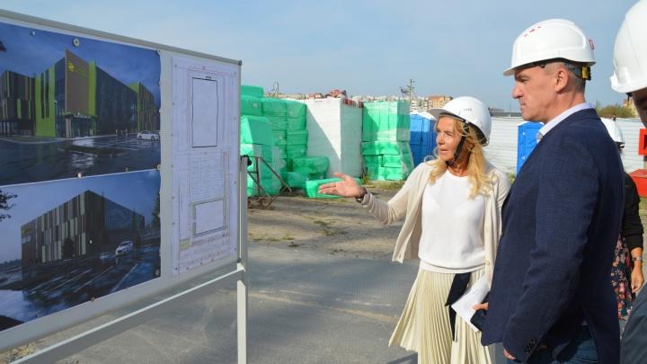 В Тюмени построят премиальный фитнес-центр. Это обойдется в 450 миллионов рублей