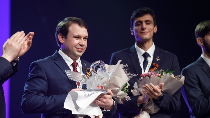В Волгограде назвали имя победителя конкурса «Учитель года России»