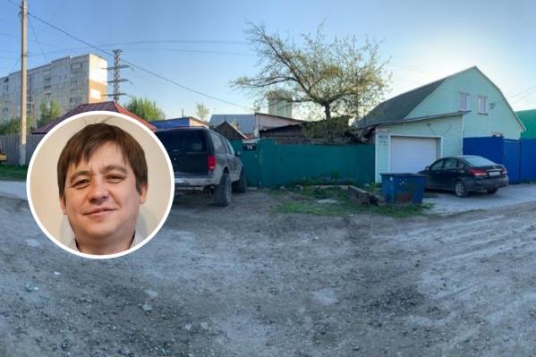 Сибиряк был убит в гараже на улице Есенина