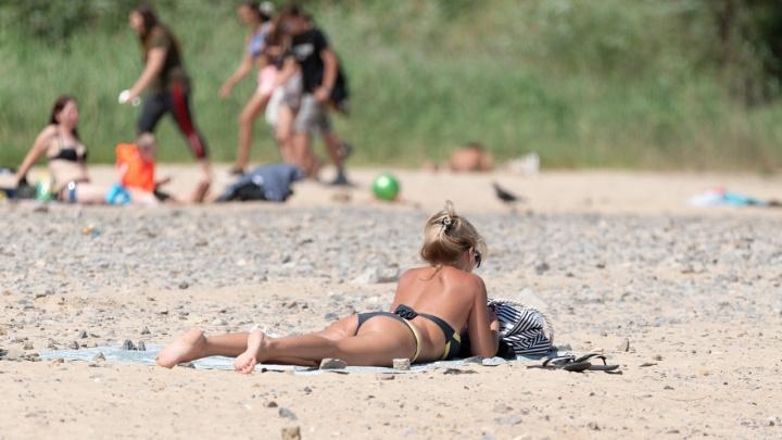 Можно только ноги помочить: в Волгограде открывается первый пляж без купания