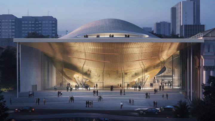 Построят ли филармонию от Zaha Hadid, ради которой снесли пятиэтажку? Версии мэра и свердловского министра