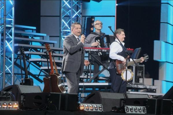 Николай Расторгуев со своими коллегами поздравит самарцев с праздником со сцены