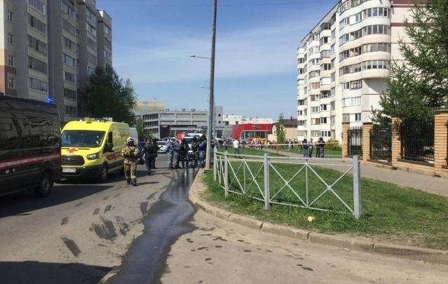 Губернатор Челябинской области выразил соболезнования по поводу трагедии в казанской школе