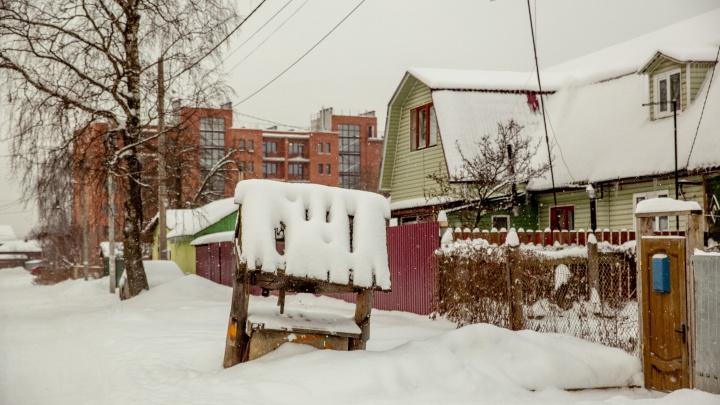 В десяти минутах от центра: как живет городская улица, больше похожая на деревню