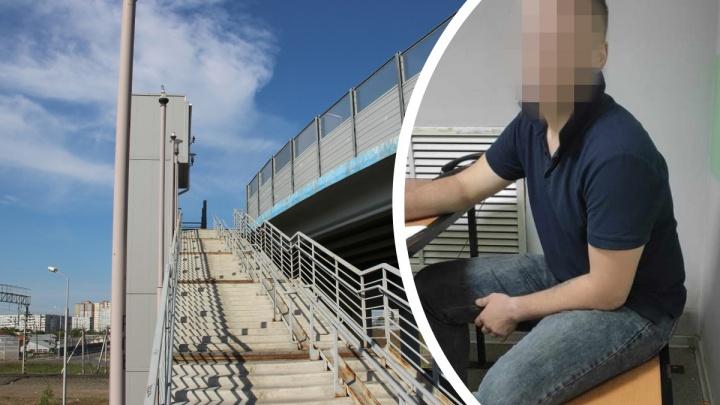 В Омске задержали стрелка, который ранил двух девочек-подростков