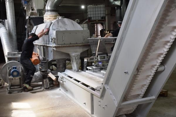 На Управленческом в колонии строгого режима зэки начали делать стиральный порошок