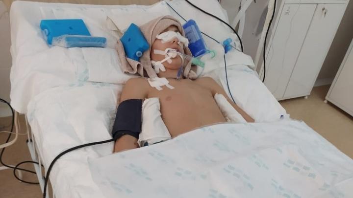 В Башкирии умер 13-летний мальчик, который с января был в коме после турнира по борьбе