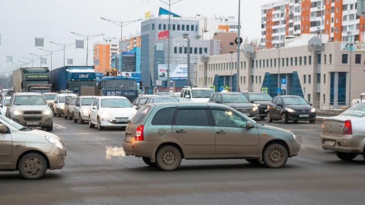 В Самарской области для некоторых автомобилистов «обнулили» транспортный налог