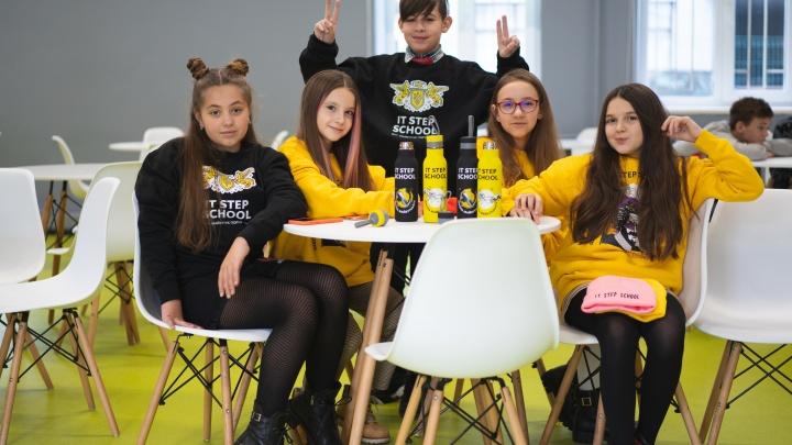 В Ростове открылась частная начальная школа с углубленным изучением IT и английского