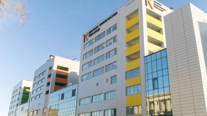 «До обеда хватит»: главврач краевой больницы показал запасы кислорода после жалоб пациентов на его дефицит