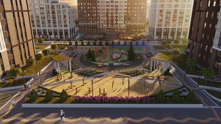 Селфи-точки, коворкинги и детские комнаты на первых этажах: как изменится жилье в Екатеринбурге-2021
