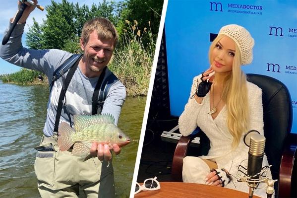 Забаву по вкусу в эти дни найдут и любители рыбалки, и ценители красоты