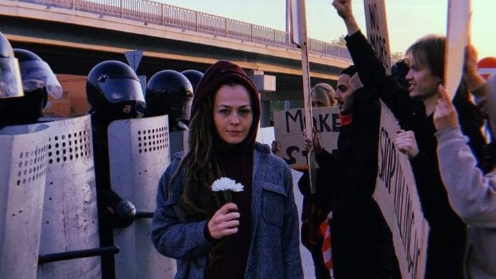 В Челябинске задержали молодых людей, снимавших клип о протестах и Росгвардии