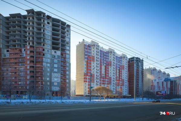Резкий рост цен на новостройки заметили в Кремле
