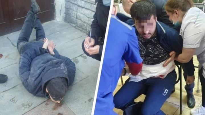 Мужчину, напавшего с ножом на студента Демидовского университета, не стали брать под стражу