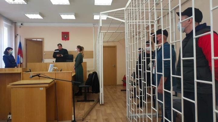 Расстрелявшим инкассаторов при ограблении Сбербанка в Красноярске вынесли приговор