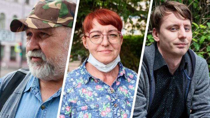 Почему красноярцы не вакцинируются? Мы остановили 50 человек и узнали, кто привился, а кто не собирается