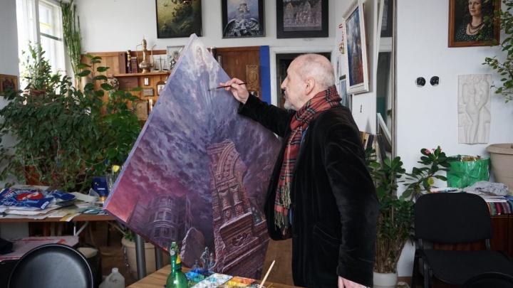 «Картины в движении»: в Волгограде покажут «квадромбы» художника Владислава Коваля