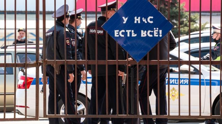 Что это было? Зачем тысячи полицейских нагрянули на рынки под Ростовом