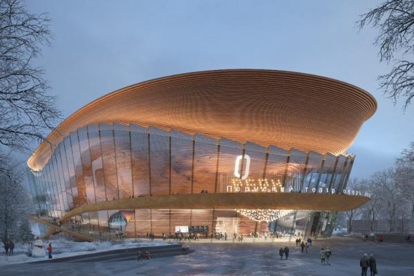 Архитектурным дизайном общего облика, фасадов, интерьеров и ландшафтного окружения занимается американская фирма wHY architecture