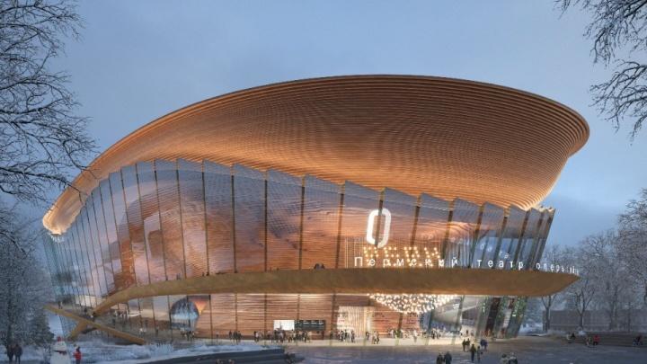 Проект новой сцены Пермского театра оперы и балета завершат за счет инвестора — Романа Абрамовича