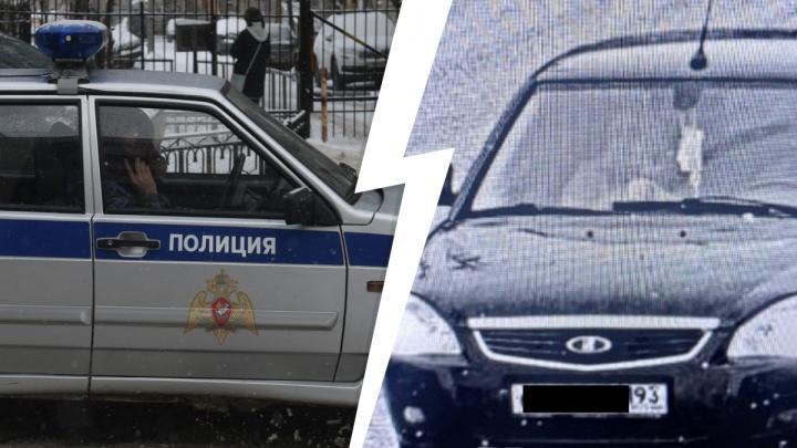 В Екатеринбурге полиция задержала дерзкую банду мошенниц на черной «Приоре»
